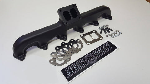 Steed Speed T3 Angled Flange