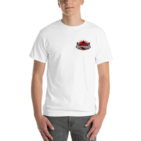 ACES TURBO T-SHIRT RED