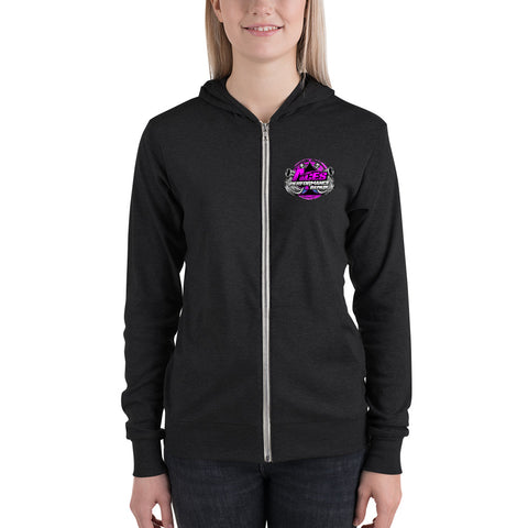 ACES TURBO ZIP-UP PINK