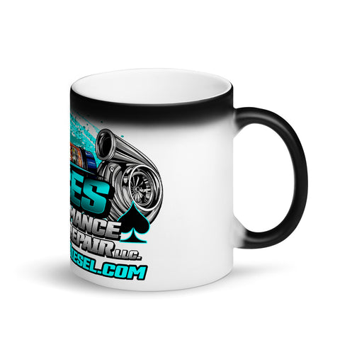 ACES TURBO MUG SKY BLUE