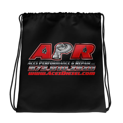 NEW APR LOGO DRAWSTRING