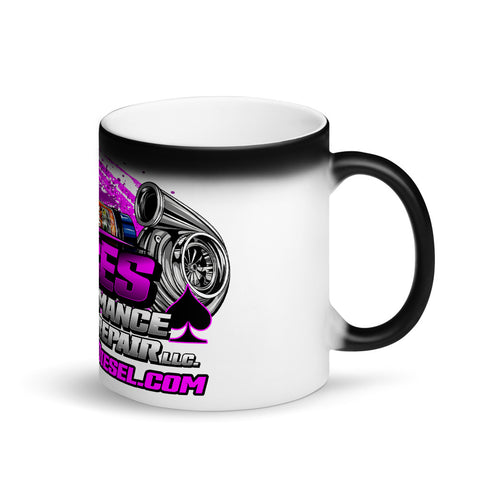 ACES TURBO MUG PINK