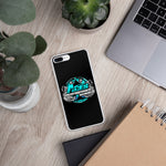 ACES SPADE IPHONE CASE SKY BLUE