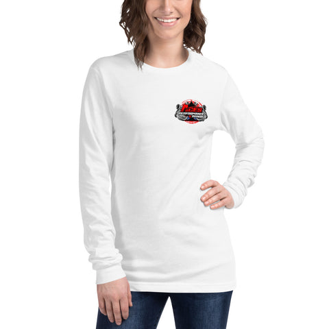 ACES TURBO LONG SLEEVE RED