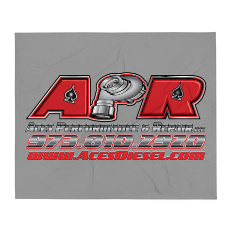 NEW APR LOGO BLANKET
