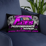 ACES TURBO PILLOW PINK