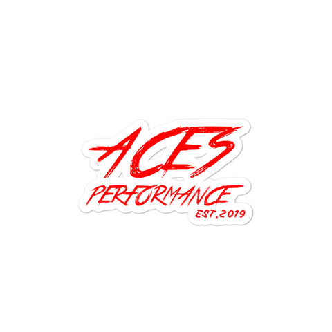 OG ACES STICKER