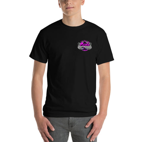 ACES TURBO T-SHIRT PINK