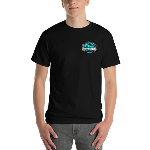 ACES TURBO T-SHIRT SKY BLUE