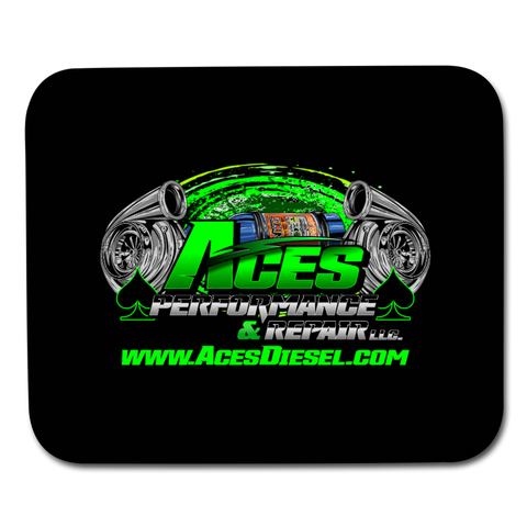 ACES TURBO MOUSE PAD HORIZONTAL - white