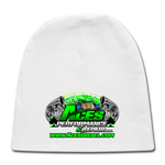 ACES TURBO BABY CAP - white