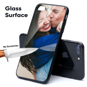 iPhoneX Custom Sisters Photo Protective Phone Case