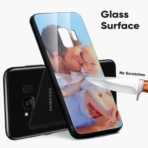 Samsung Galaxy S9 Plus Custom Phone Case-Translucent Edge