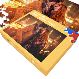 Jigsaw Exquisite Packing Box