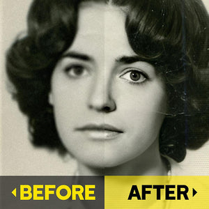 AI-Based Photo Restoration