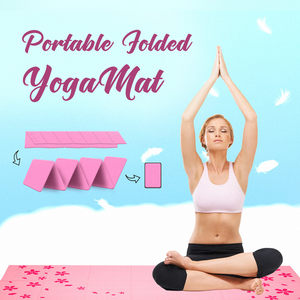 Yoga Mat - Non Slip Exercise & Fitness Mat for All Types of Yoga, Pilates & Floor Workouts