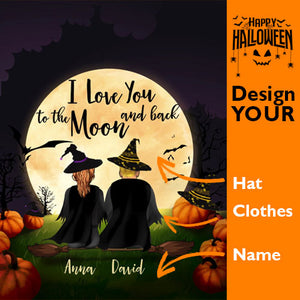 Halloween Image Pesonalized Family & Friends Image, Design Yours Now!