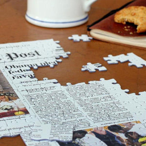 The New York Times Jigsaw Puzzle News Paper Puzzle