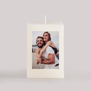 Personalized Photo Candle Home Decoration Gifts