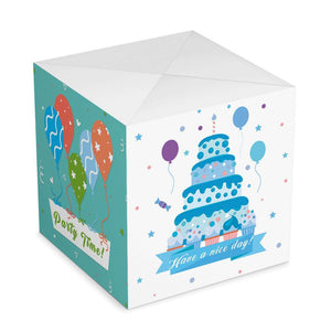Custom DIY Birthday Surprise, Amazing Surprise Box Photo Surprise Explosion Bounce Box