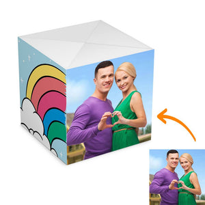 Custom DIY Surprise, Amazing Surprise Box Photo Surprise Explosion Bounce Box