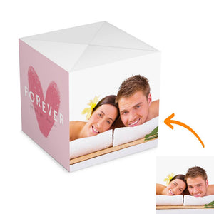 Personalized Surprise Box Photo Surprise Explosion Bounce Box DIY Gift