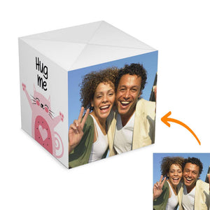 Personalized Surprise Box Photo Surprise Explosion Bounce Box DIY - LOVE YOU Surprise Box