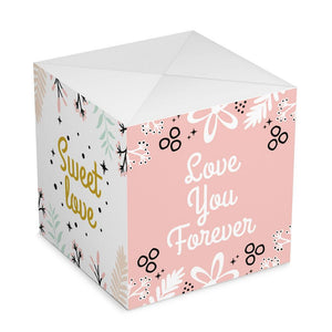 Personalized Surprise Box Photo Surprise Explosion Bounce Box DIY - Sweet Love