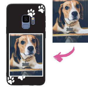 Custom Dog Samsung Galaxy Case