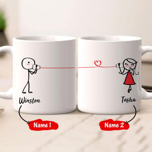 Couple Mug For Say It If You Love  (Print Both Sides)