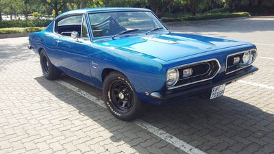 68 Barracuda
