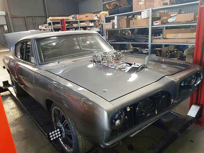 69 Barracuda 1000hp Johan Lubbe