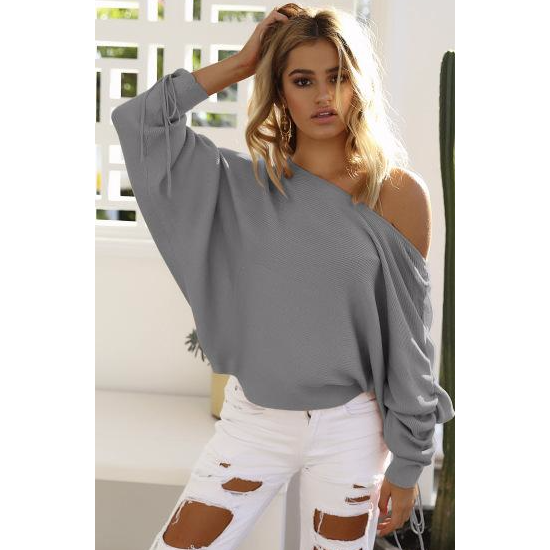 Jessie - Ruffled Pullover