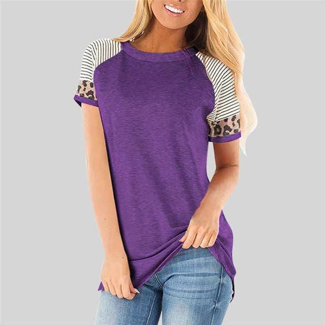 Molly - Patchwork Top