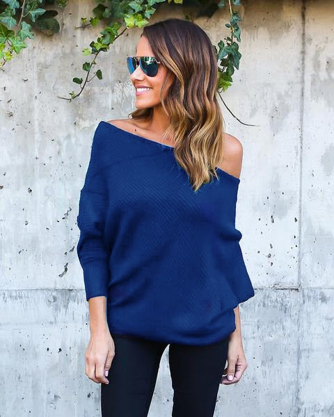 Trina - Shoulder-Cut Top