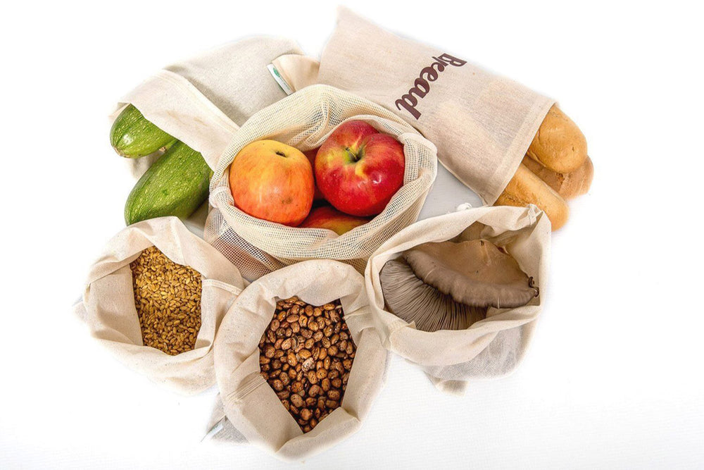 A Guide to Reusable produce bags