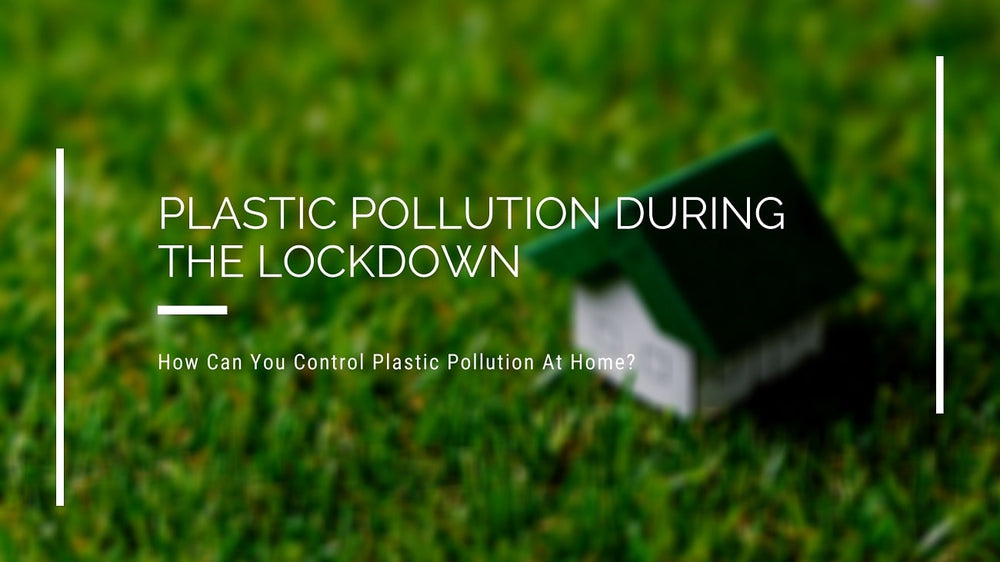 Plastic Pollution During The Lockdown And How It Can Be Controlled