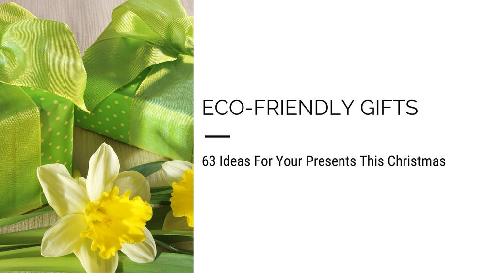 63 Amazing Eco-friendly Christmas Gift Ideas For Everyone