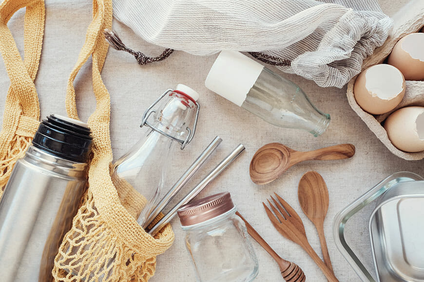 Can you go plastic-free for a whole month? Let's find out! (Quiz)