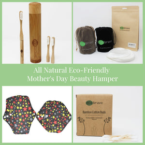All Natural Eco-Friendly Beauty Hamper for Mother's Day