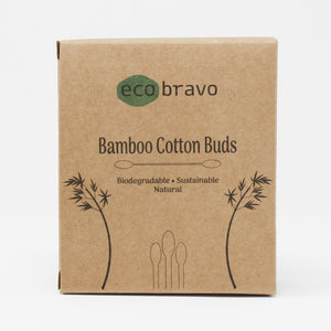 Natural Bamboo Cotton Buds