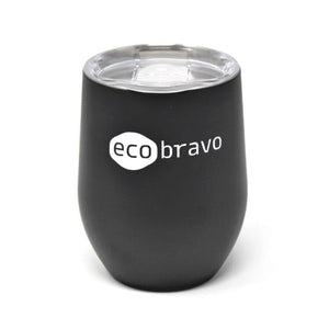 Reusable Coffee Cup in Black
