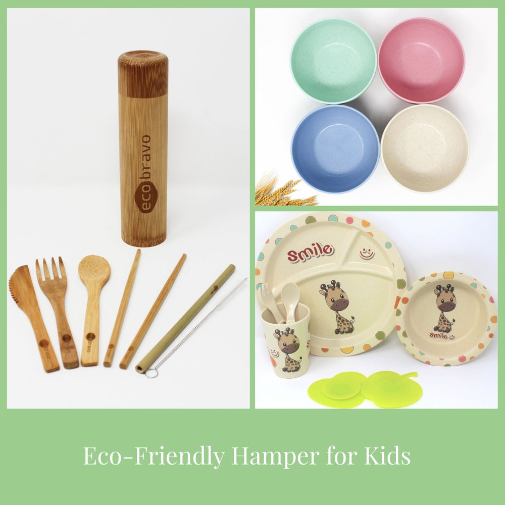 Eco-Friendly Hamper for Kids