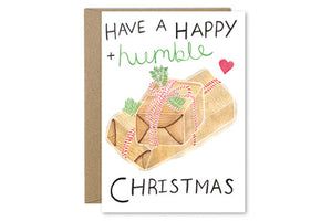 Have A Happy Humble Christmas