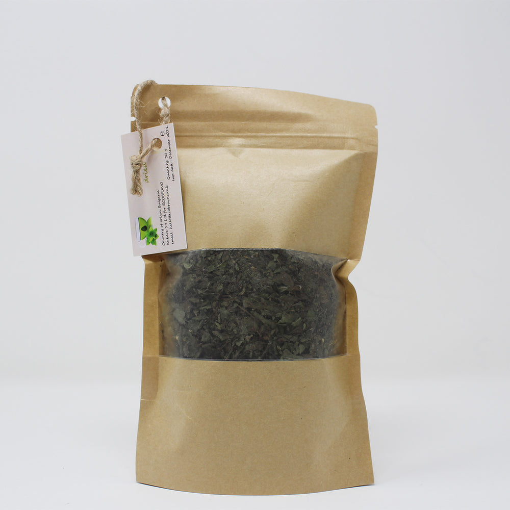 Organic Dried Mint Loose Leaf Tea