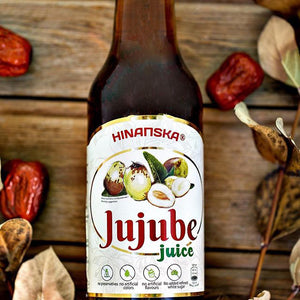 Organic Natural Jujube Juice 330ml