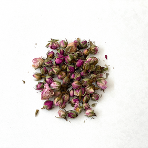 Organic Dried Bulgarian Rose Bud Loose Tea (30g)