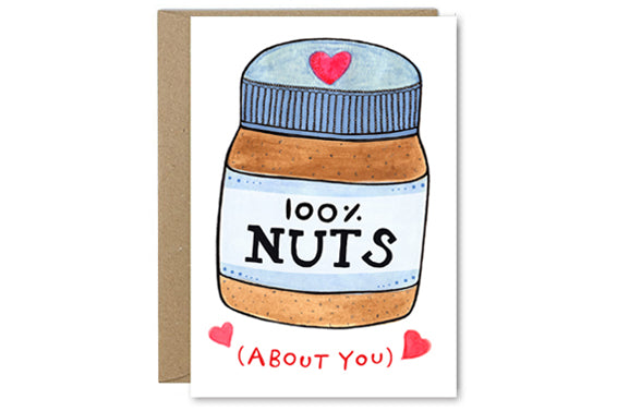 100% Nuts About You