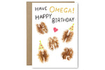 Have Omega Happy Birthday