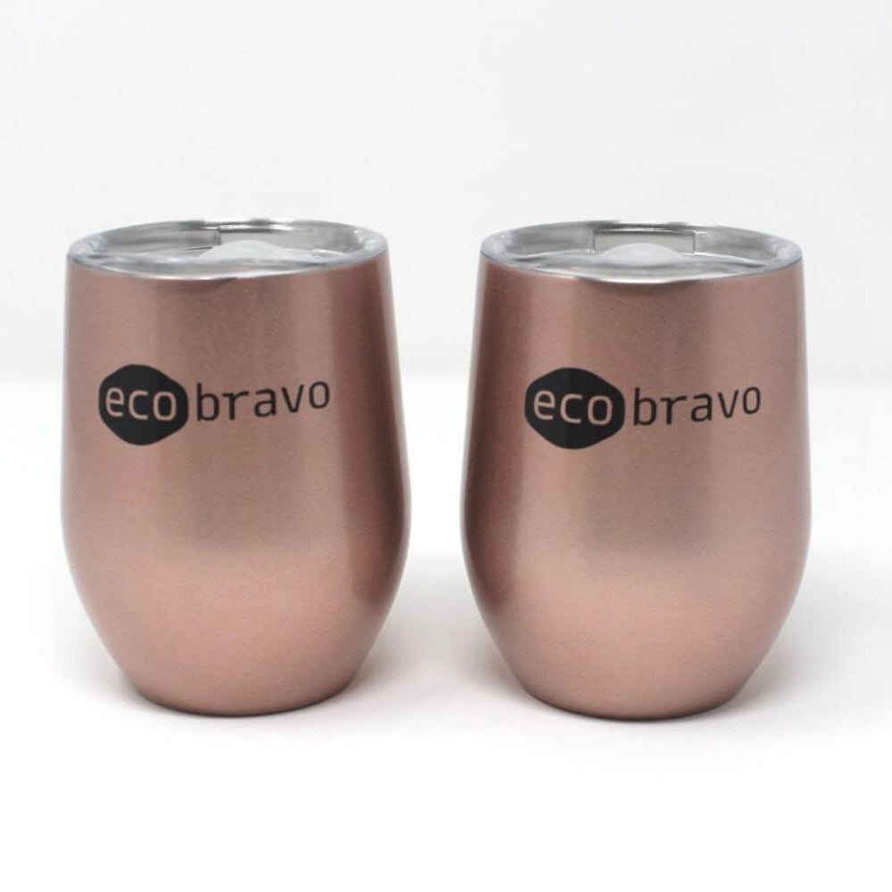 Reusable Coffee Cup (Set of 2)